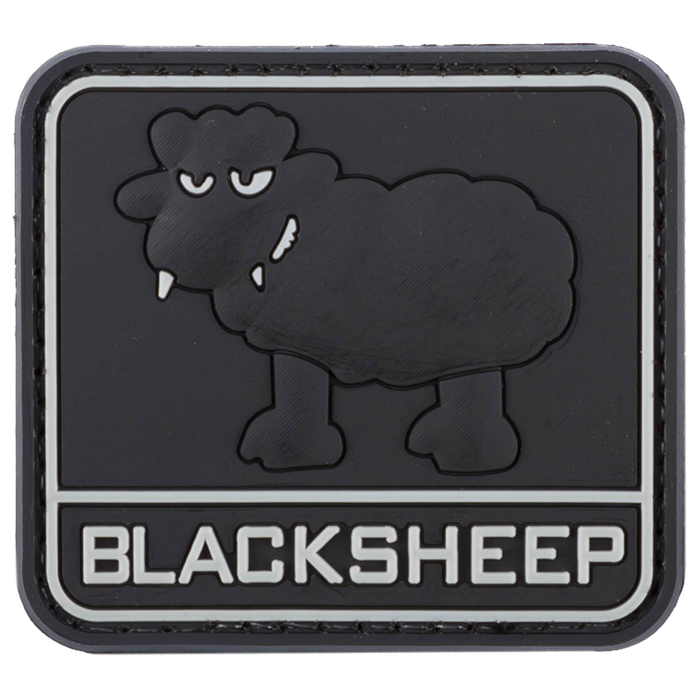 Parche - 3D TAP BlackSheep swat