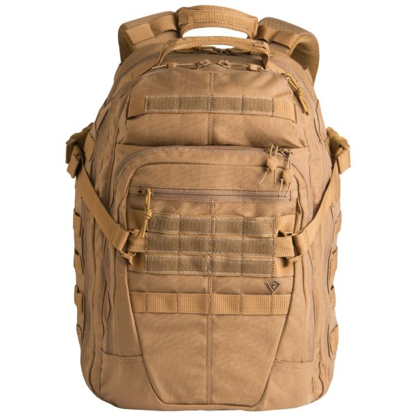 Mochila First Tactical Specialist 1-Day Backpack coyote