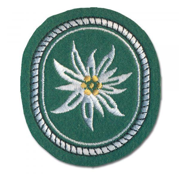 Insignia 1. Gebirgsdivision Textil
