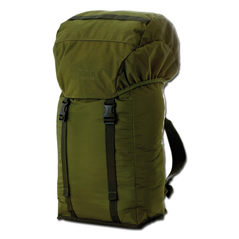 Mochila Berghaus Grab Bag MMPS verde oliva