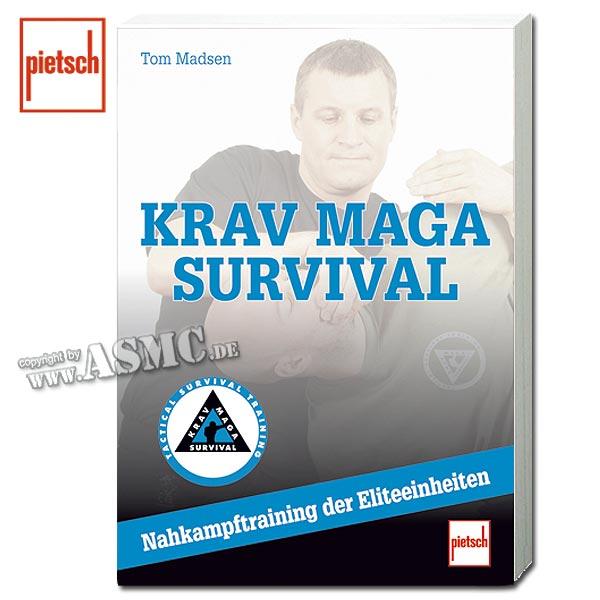 Libro Krav Maga Survival