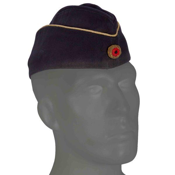 Gorra Schiffchen BW Marine Offizier usada