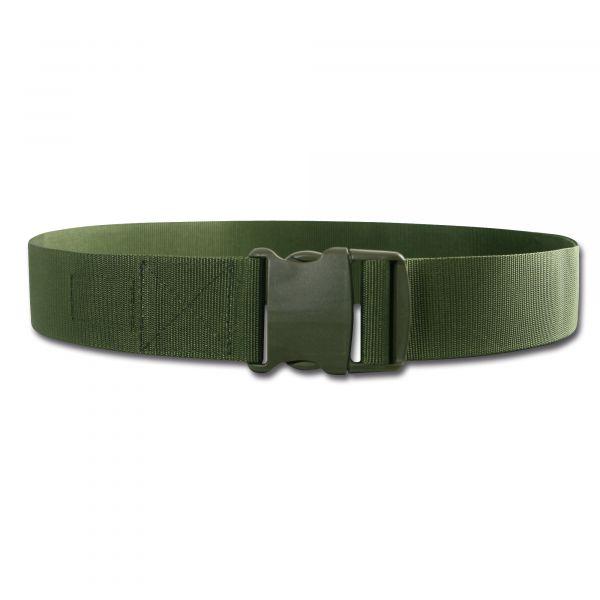 Cinturón de servicio TacGear verde oliva
