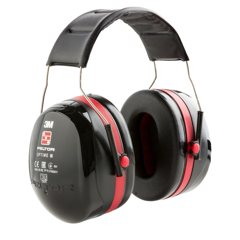 Protección de oídos Peltor Optime III