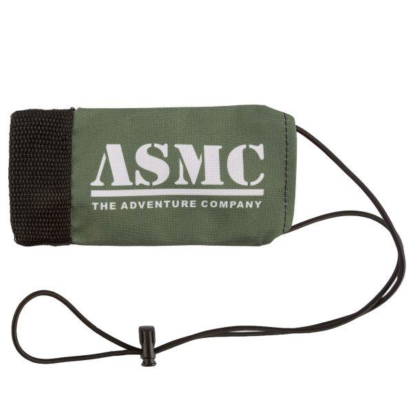Funda ASMC para cañón de rifles Airsoft verde