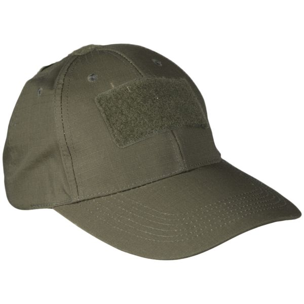 Gorra de béisbol Tactical verde oliva II