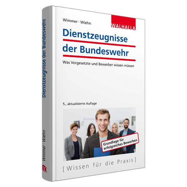 Libro Dienstzeugnisse der Bundeswehr