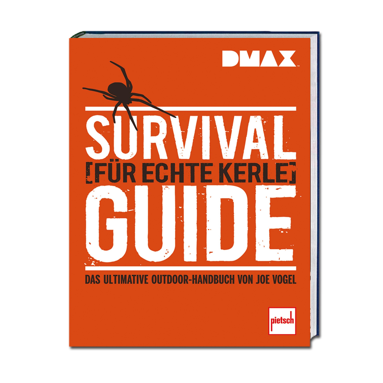 "Libro ""Survival-Guide für echte Kerle"""