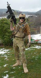 heavy gunner/ coyote MFH