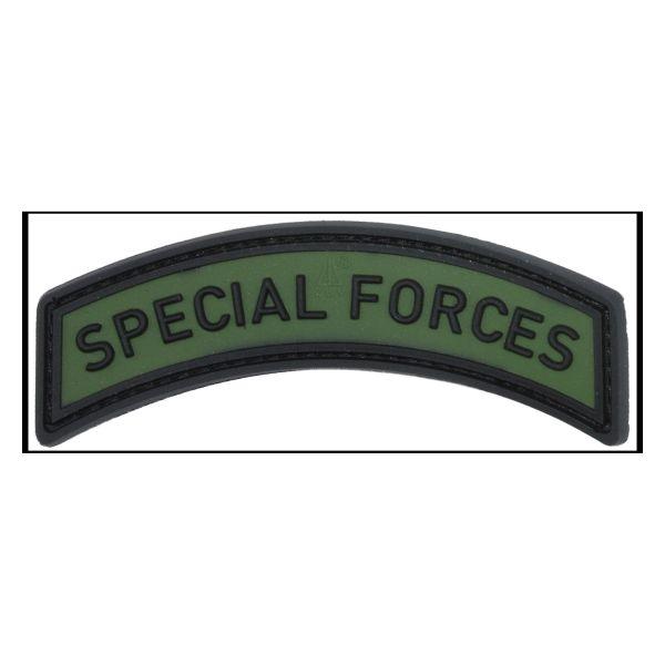 Parche - 3D Special Forces Tab forest
