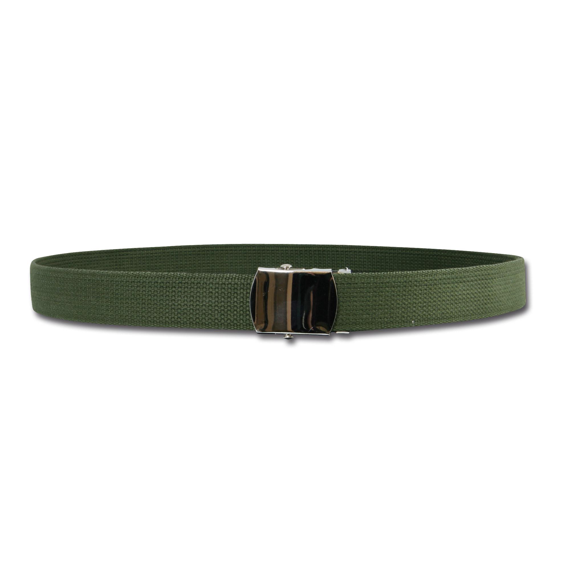 Cinturón verde oliva