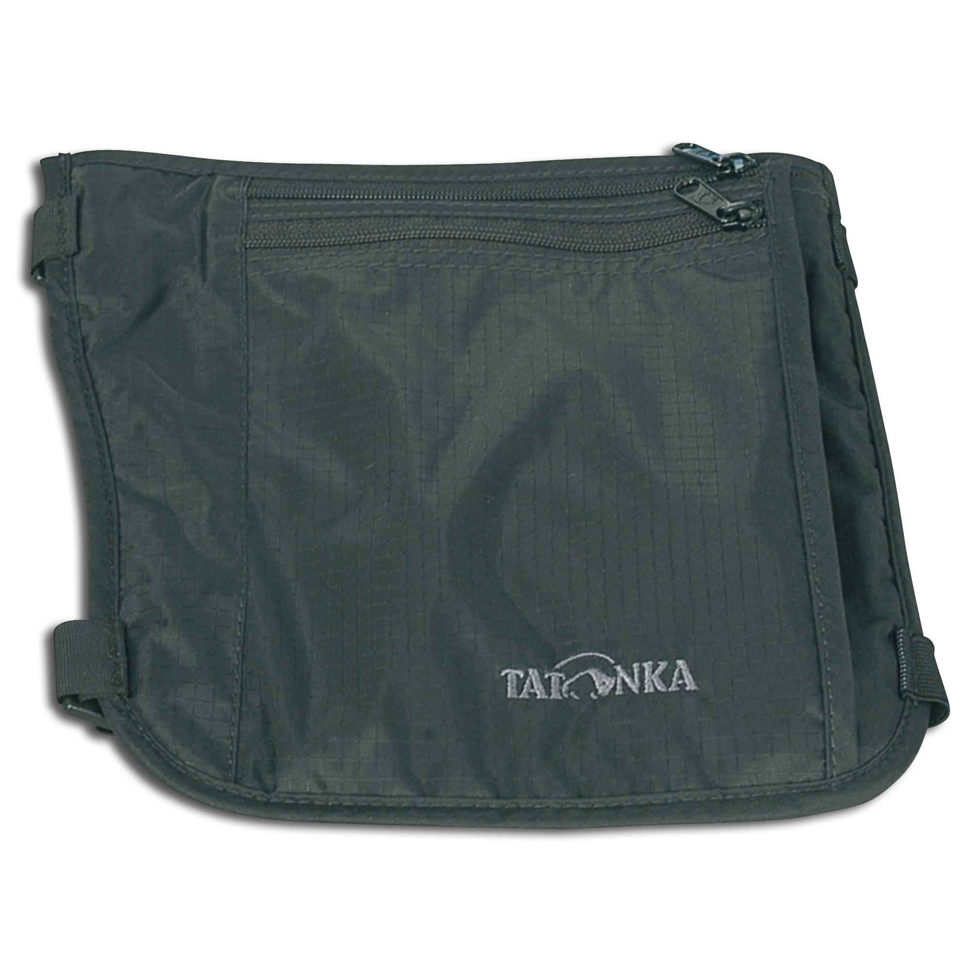 Tatonka Skin bolsillo secreto negro