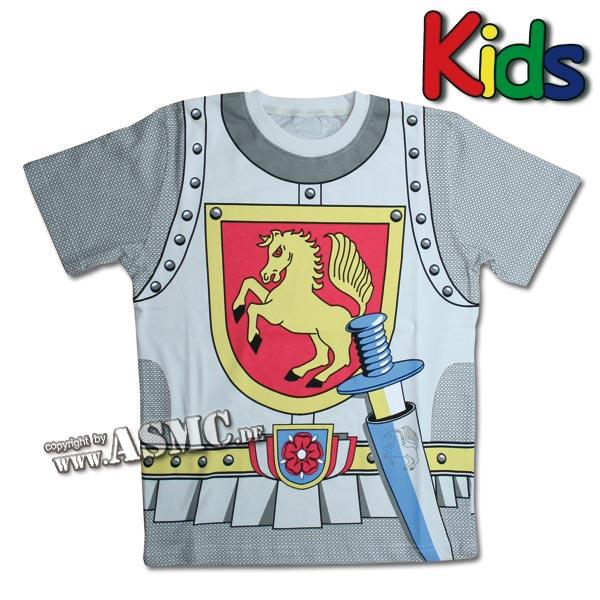 Camiseta infantil Caballero