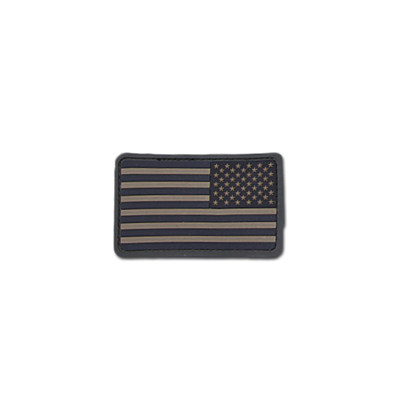 Parche MilSpecMonkey US Flag REV PVC acu