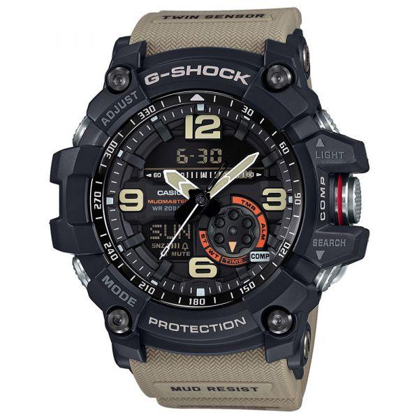 Reloj Casio G-Shock Mudmaster GG-1000-1A5ER negro tan
