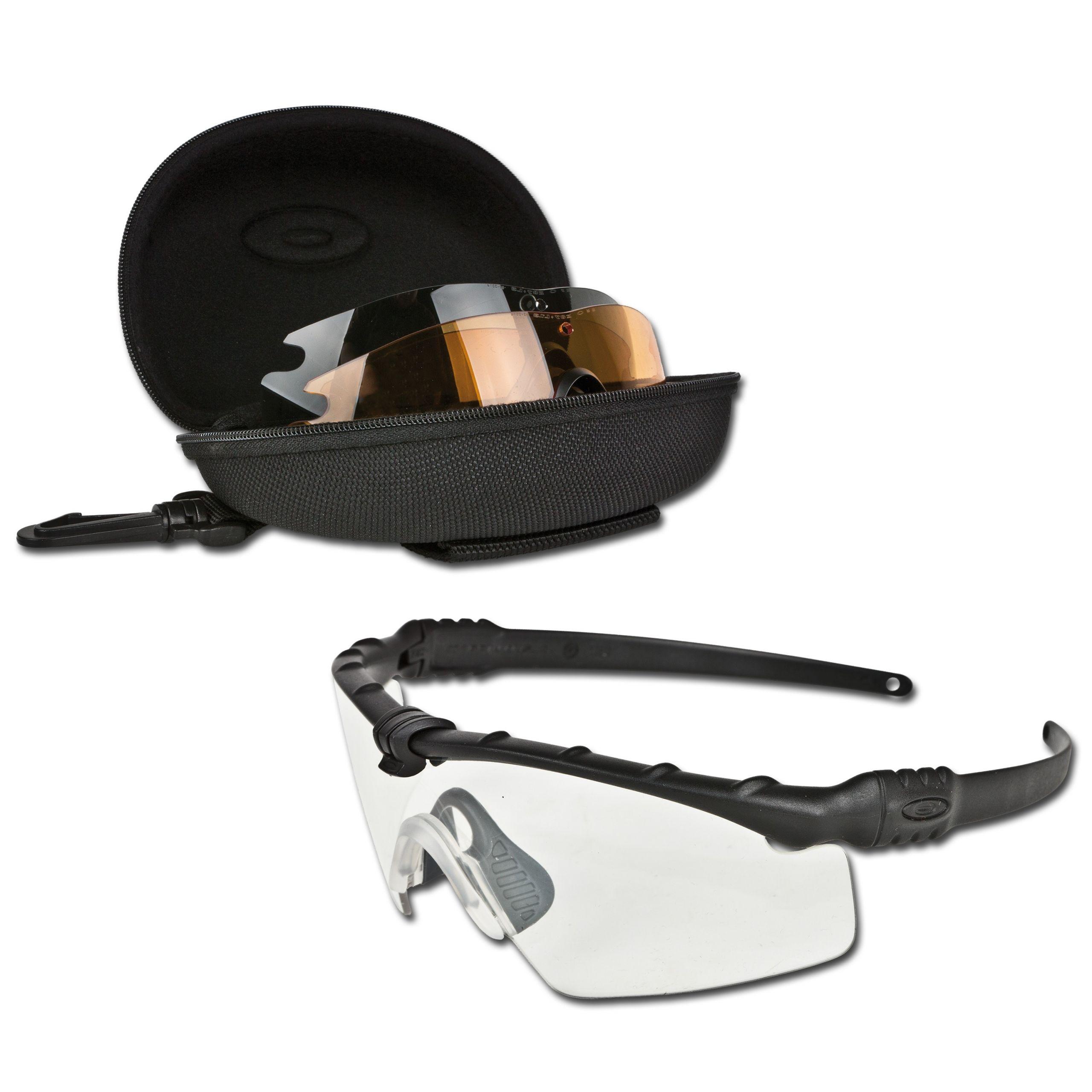 Gafas Oakley Set de 3 SI Ballistic M Frame 3.0 negras   Gafas de ...