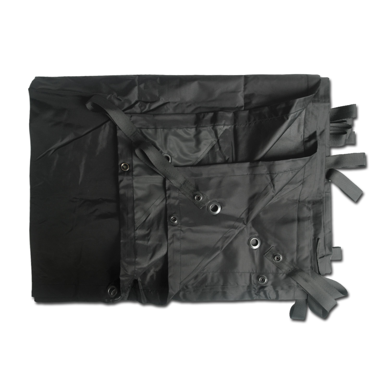 Lona multipropósito Basha Lightweight color negro