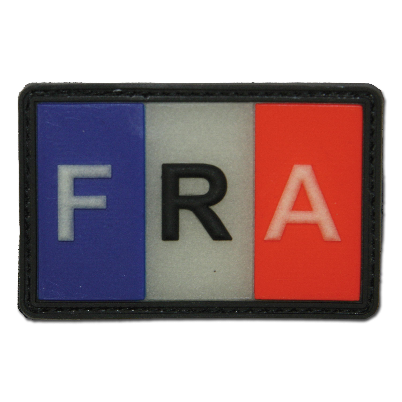 Parche 3D Bandera Francia