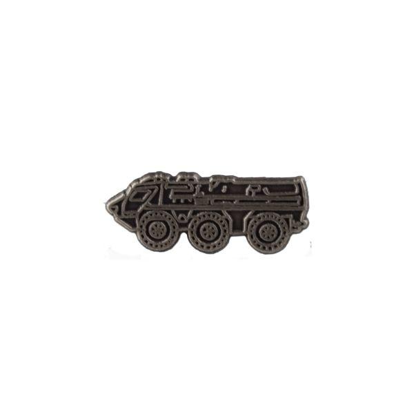 Mini pin metálico Fuchs