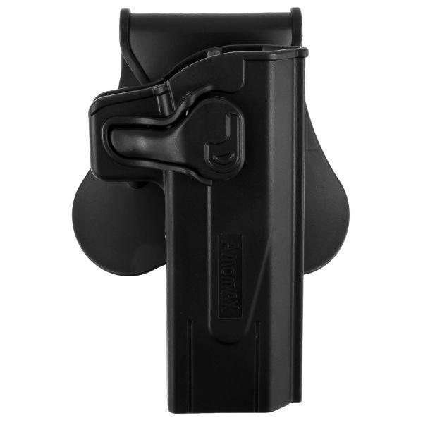 Amomax Paddle Holster para WE / TM Hi-Capa negra