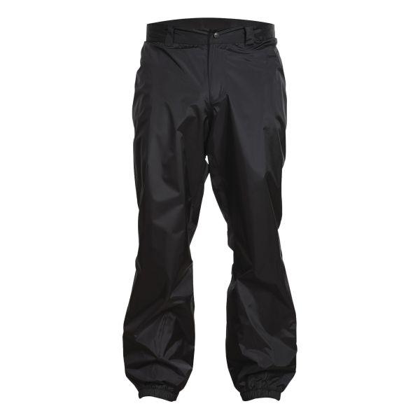 Pantalón impermeable Bergans Super Lett negro