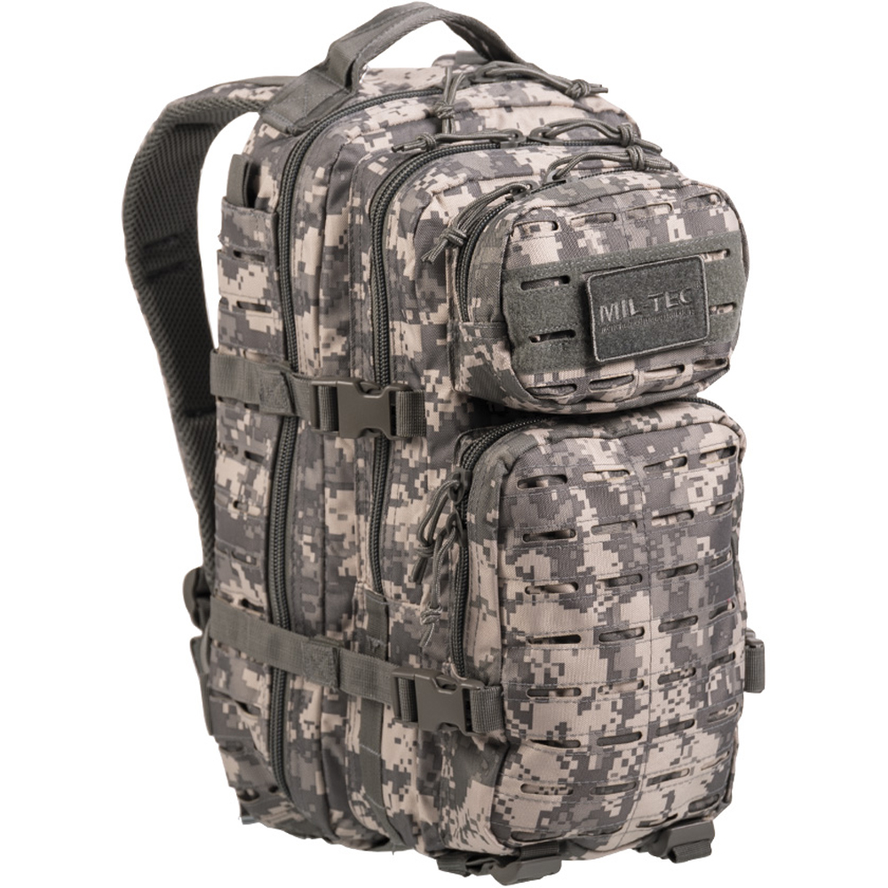 Mochila US Assault Pack SM Laser Cut AT-digital