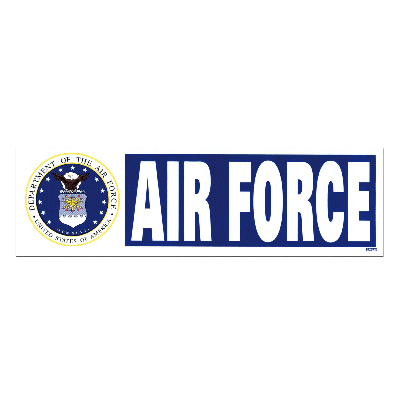 Pegatina Bumper Air Force