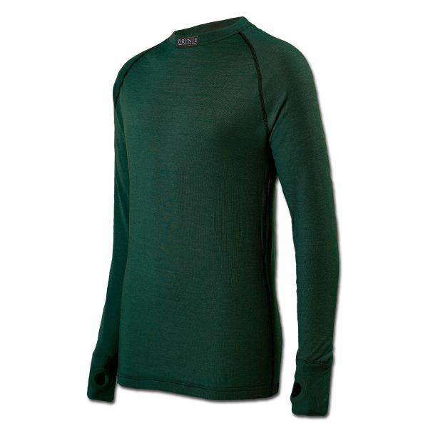 Camiseta Brynje Arctic mangas largas verde oliva
