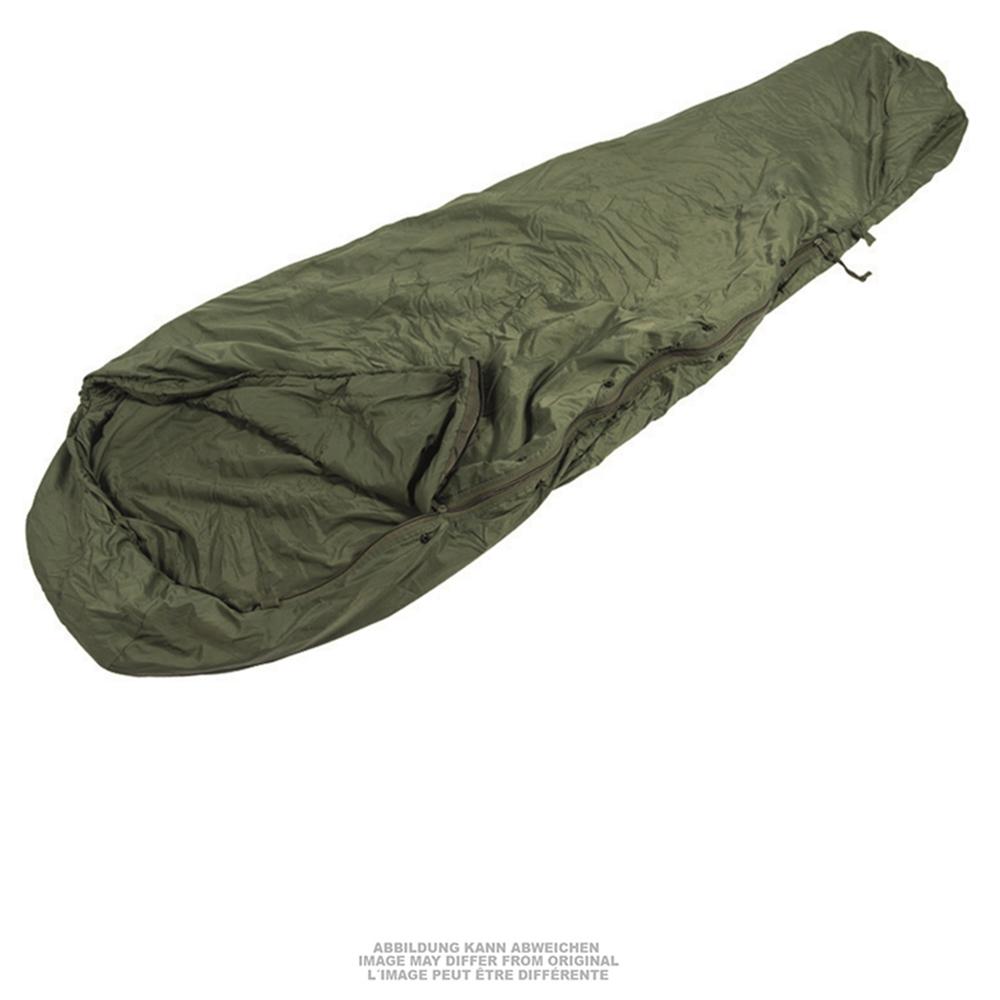 Saco de dormir US modular verde oliva usado