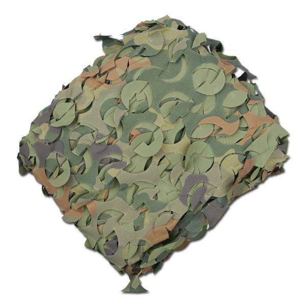 Red de Camuflaje Camo Systems Basic Light 6 x 2.4 m flecktarn