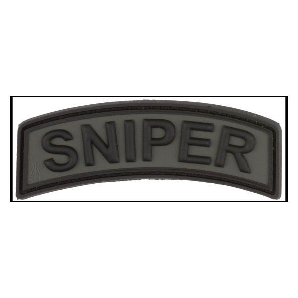 Parche - 3D Sniper Tab battlegrey