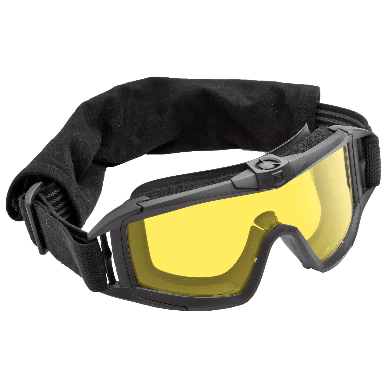 Gafas Revision Desert Locust Fan Basic lentes negro amarillo