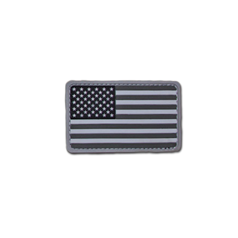 Parche MilSpecMonkey US Flag PVC swat