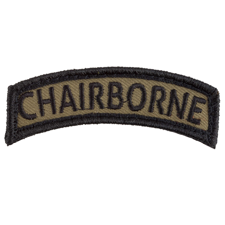 Parche Café Viereck Chairborne Bogen