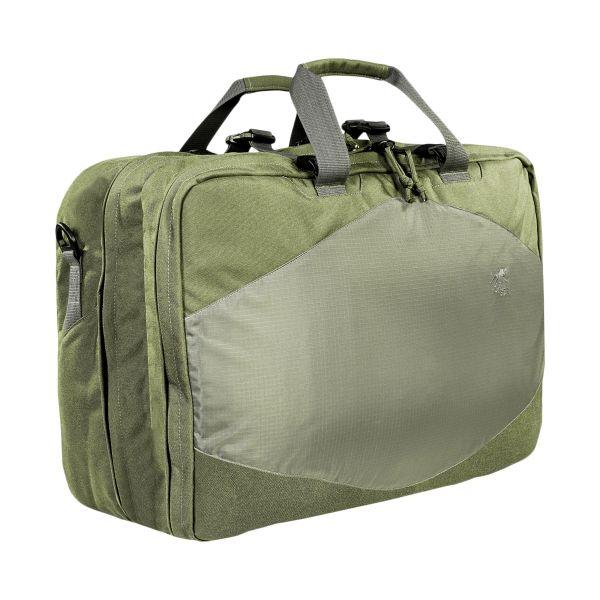 Bolsa bandolera Tasmanian Tiger Tac Flightcase verde oliva