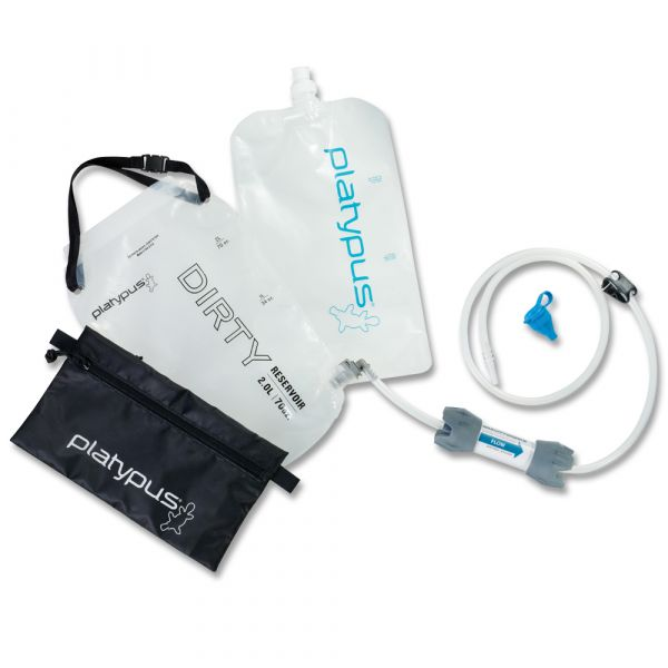 Filtro para agua Platypus GravityWorks 2L set completo