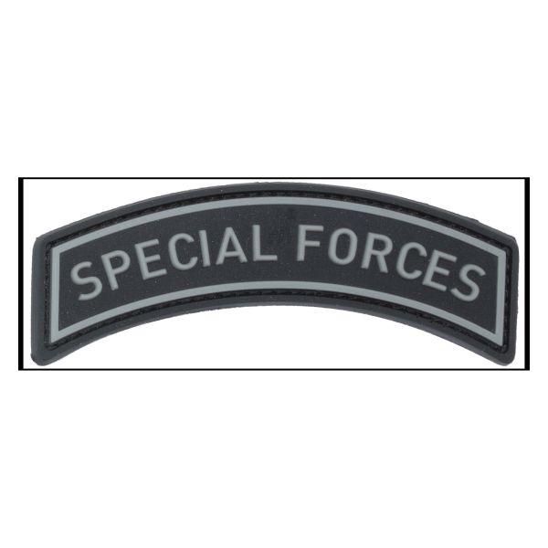 Parche-3D Special Forces Tab swat