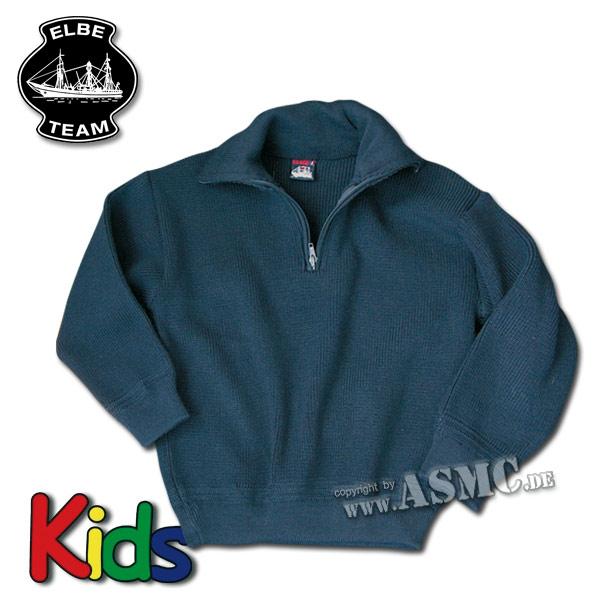 Suéter para niño Troyer azul