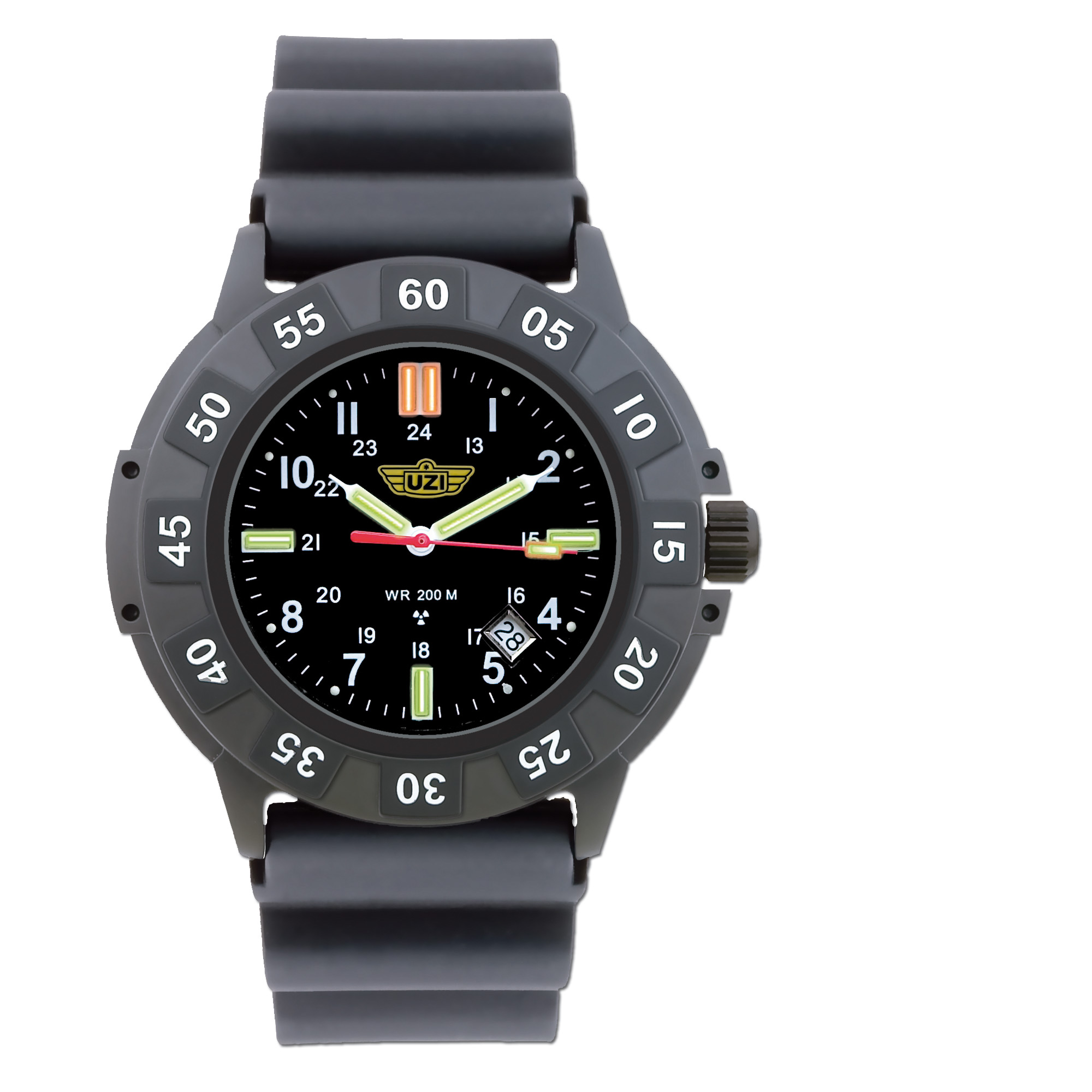 Reloj UZI Protector 001-R