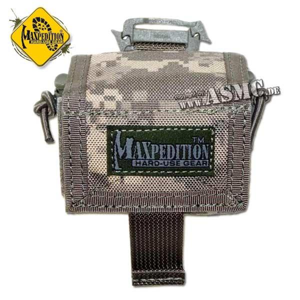 Bolsa para cinturón Maxpedition Mini Rollypoly AT-Digital