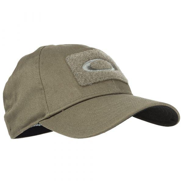 Gorra de béisbol Oakley Basecap MK2 MOD 0 verde oliva