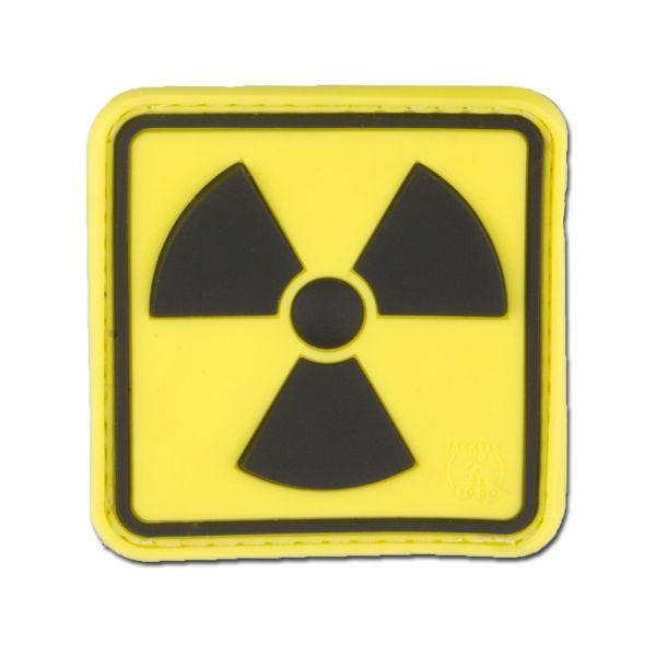 Parche-3D Radioactivo a colores