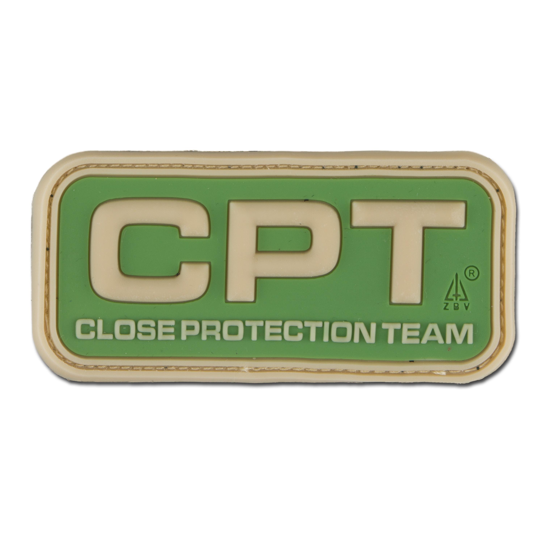 Parche 3-D CPT Close Protection Team multicam