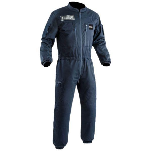 Overol TOE Concept SWAT antiestático azul