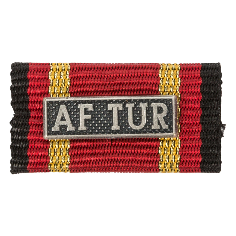 Medalla al servicio AFTUR plata