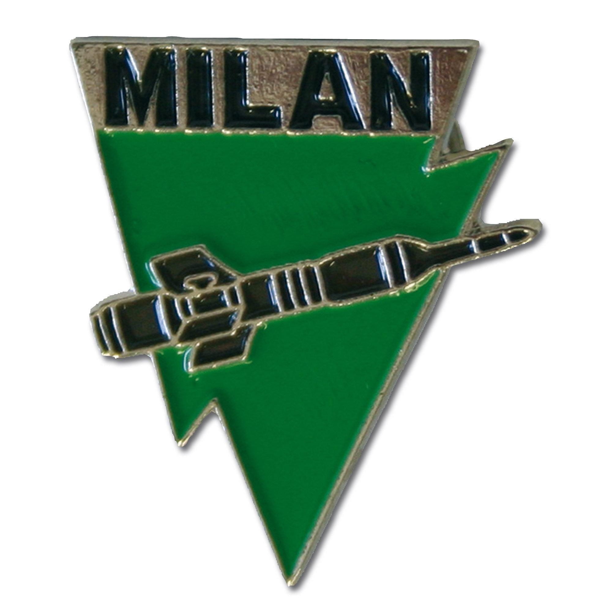 Mini Pin metálico Milan