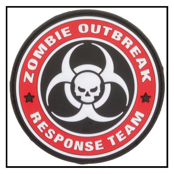 Parche - 3D Zombie Outbreak Response Team a colores