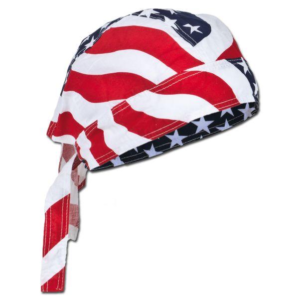 Pañuelo Headwrap Stars & Stripes