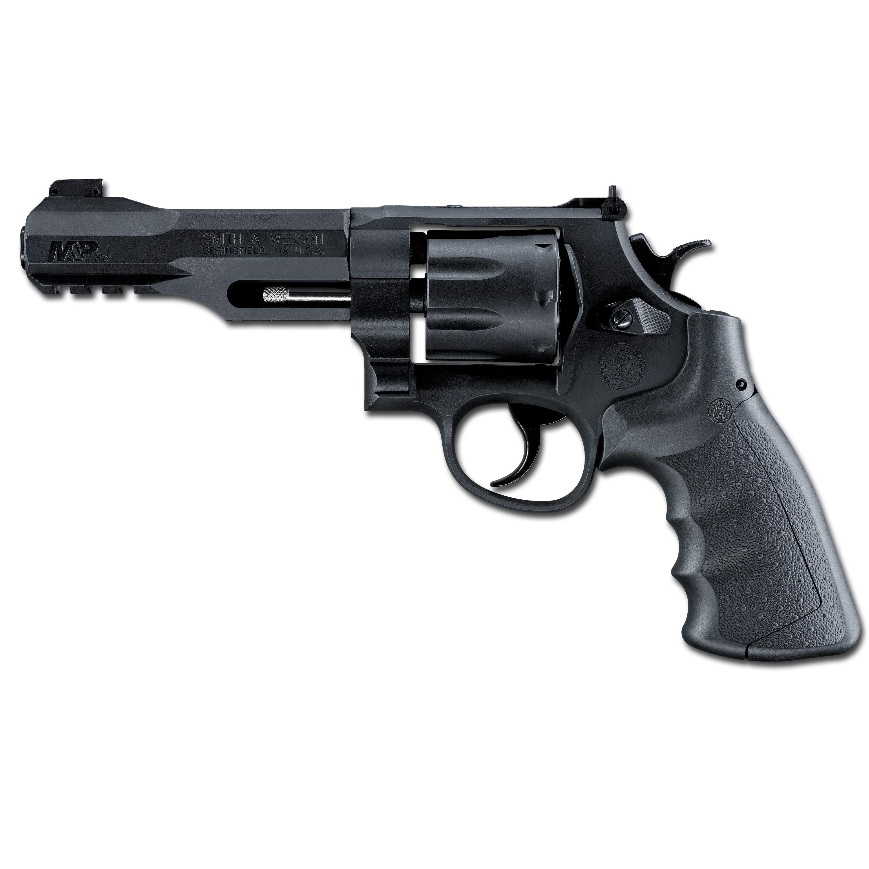 Revolver Smith Wesson MP R8 negro | Armas | CO² | Deportes de tiro ...