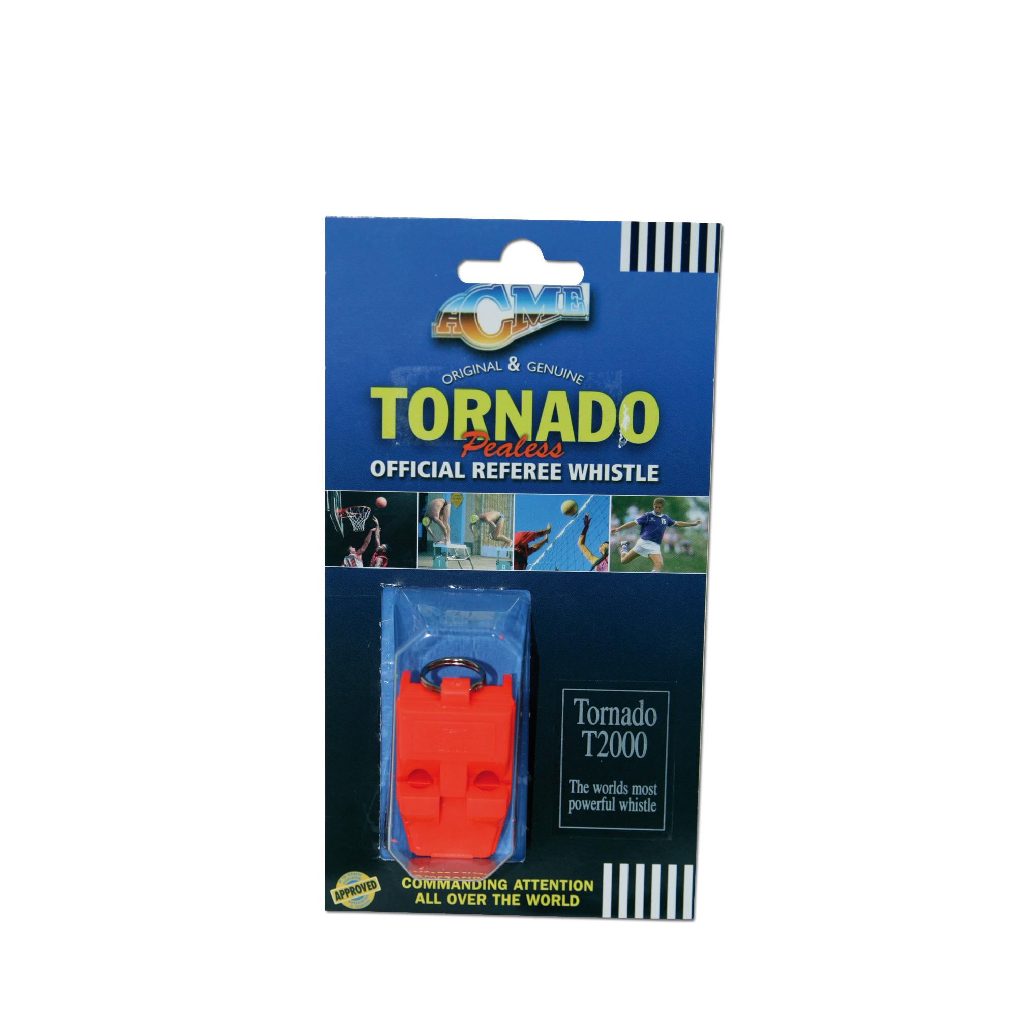 Silbato de señal tornado